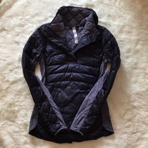 Like NEW Lululemon Down for a Run Pullover 2